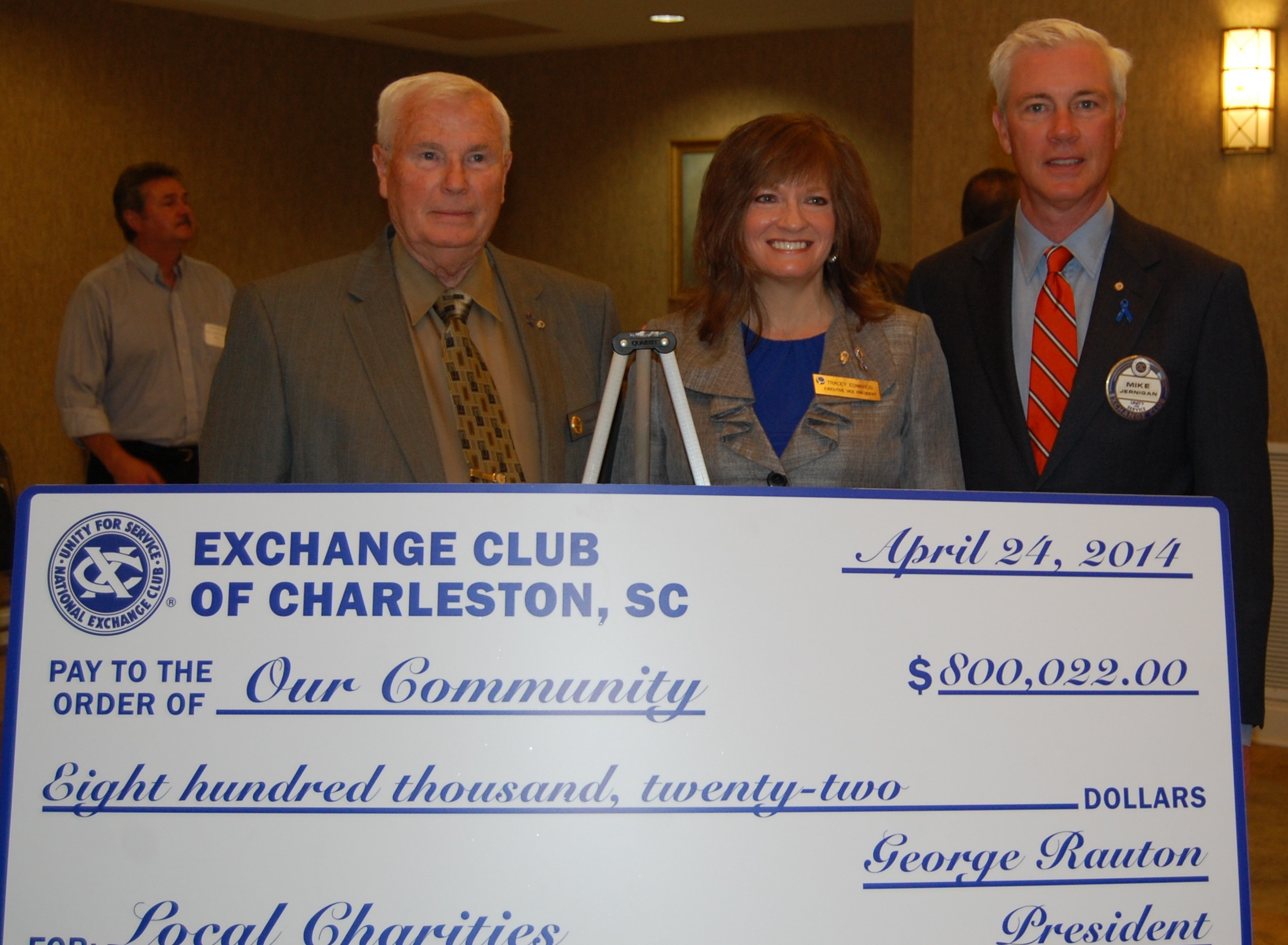 Exchange Club of Charleston, SC