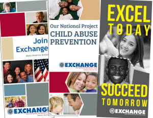 Exchange Bbrochure Collage