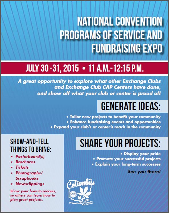 POS and Fundraising Expo