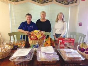 Naperville IL NDOS 2013 food donation