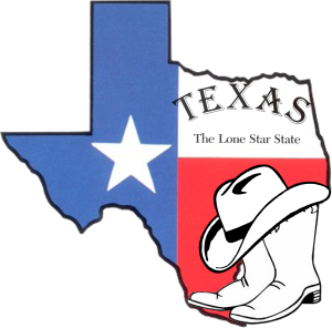 texas-clipart-convention page