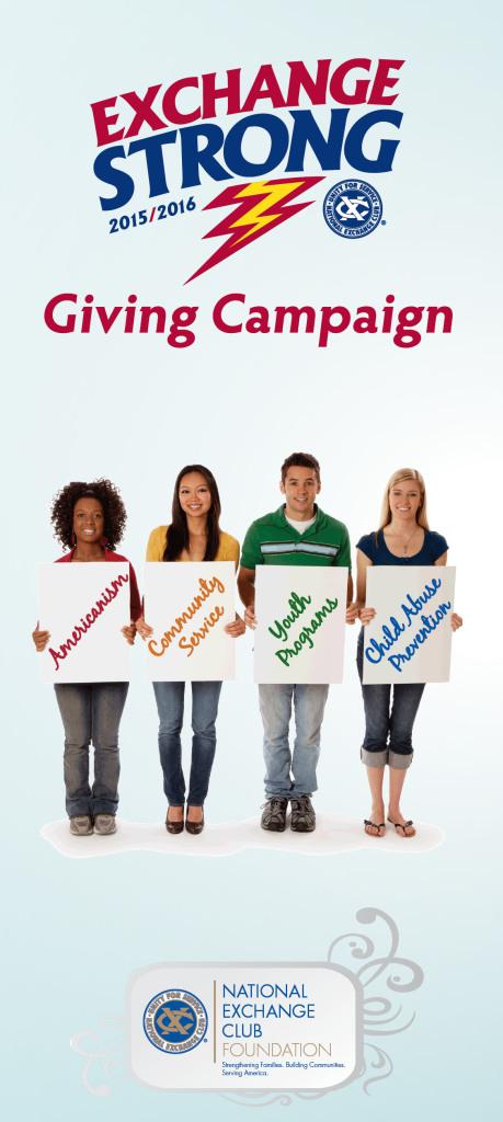 Annual Campaign 2015 cover