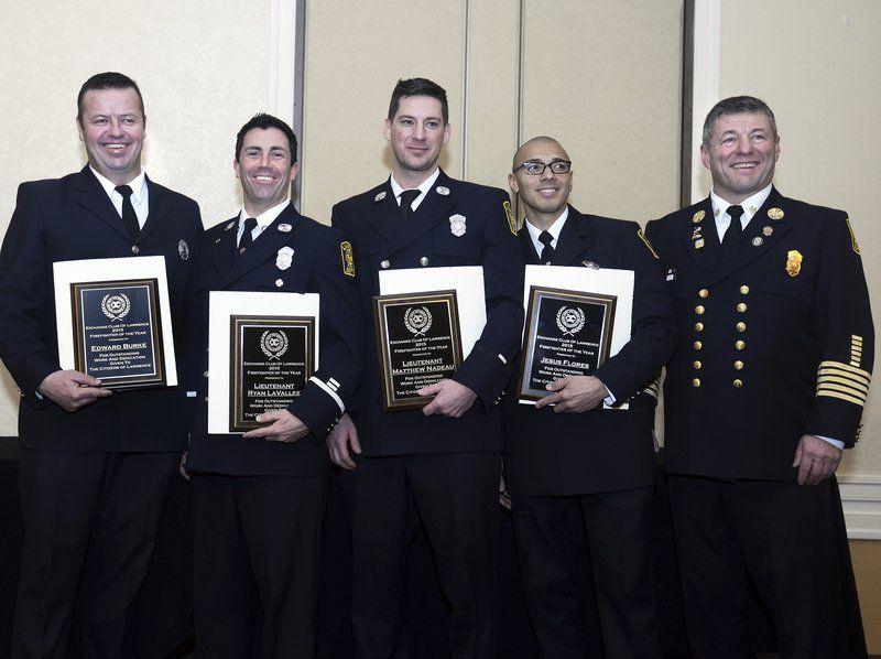 Jan 16 Lawrence MA police awards FB