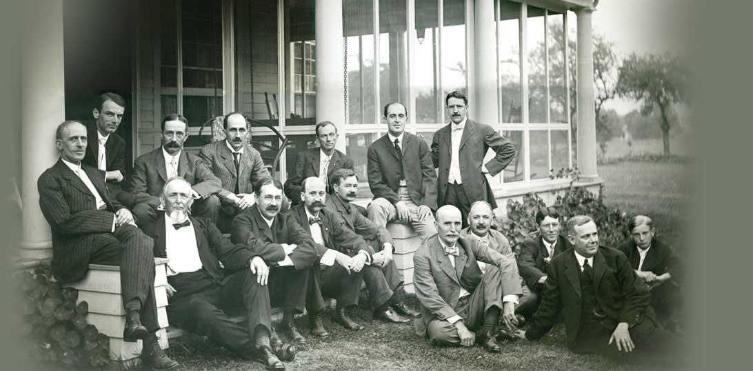National Exchange Club History