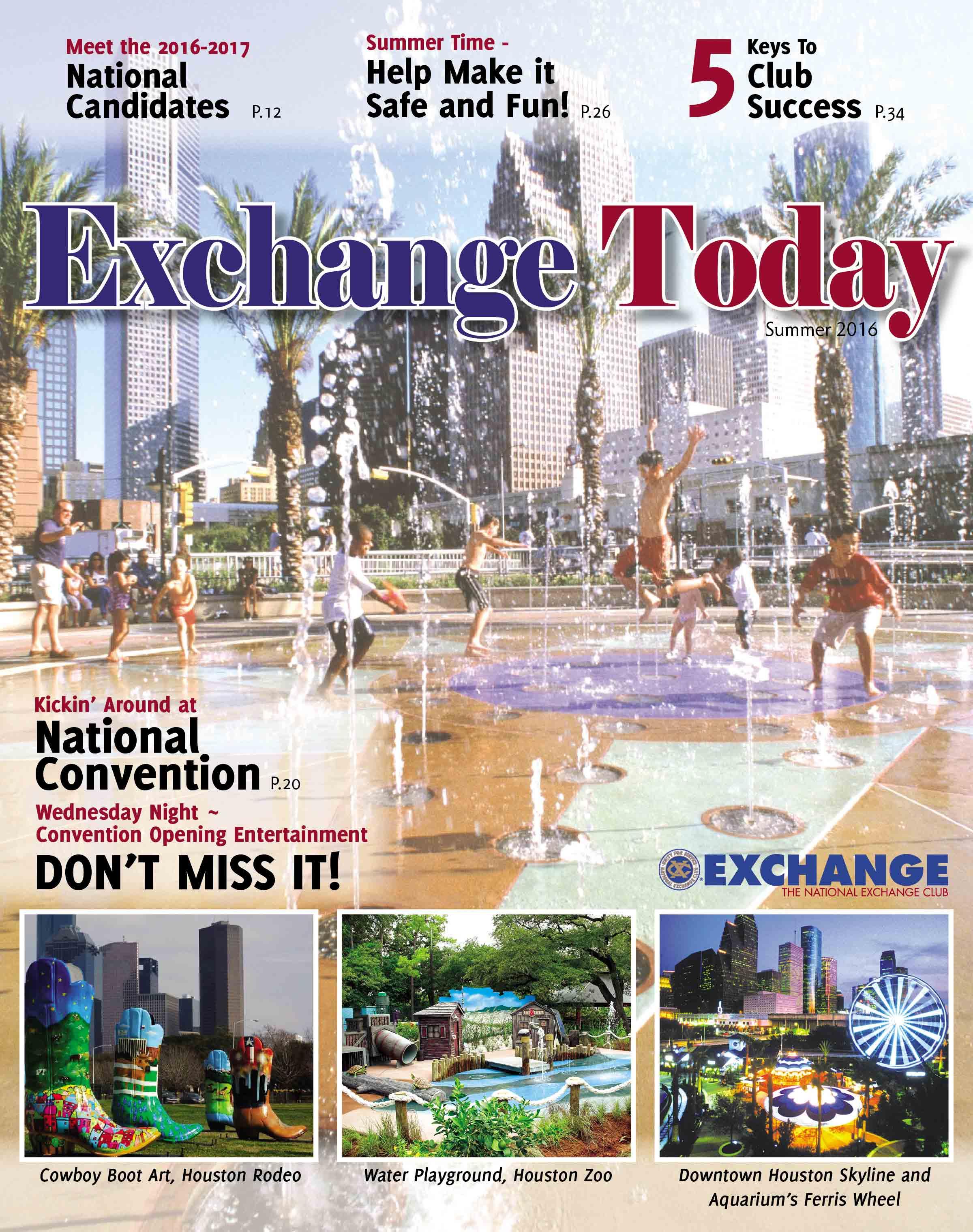 Programs Of Service National Exchange Club Nec
