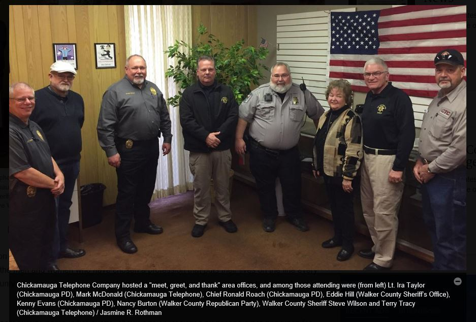 Walker County celebrates Law Enforcement Appreciation Day